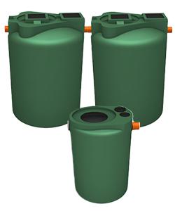 Fosse settiche per il trattamento primario dei reflui domestici e acque miste