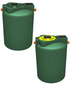Separatori di oli a coalescenza per il trattamento delle acque di lavaggio