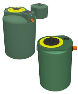 Separatori di oli statici per il trattamento delle acque di lavaggio
