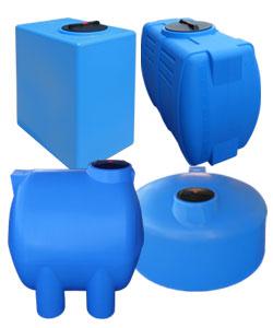 Serbatoi e cisterne per acqua