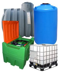 Serbatoi, cisterne e cisternette IBC