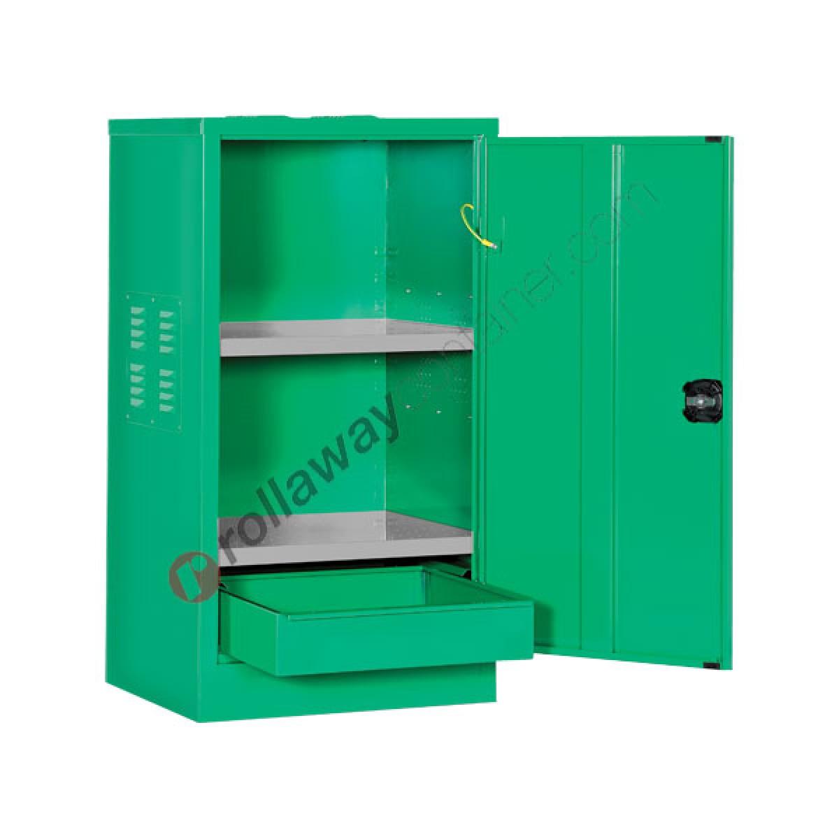 Armadio Per Prodotti Fitosanitari.Armadio Per Fitofarmaci Fitosanitari E Pesticidi 530 X 500 H 1000 Mm