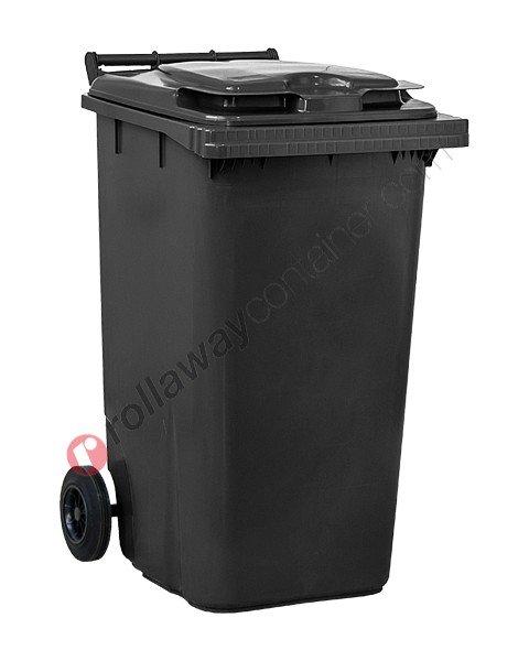 Bidoni raccolta differenziata spazzatura e immondizia da 240 litri con 2 ruote