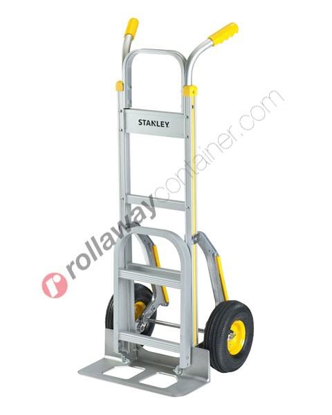Carrello portapacchi in alluminio portata kg 200 Stanley HT 514