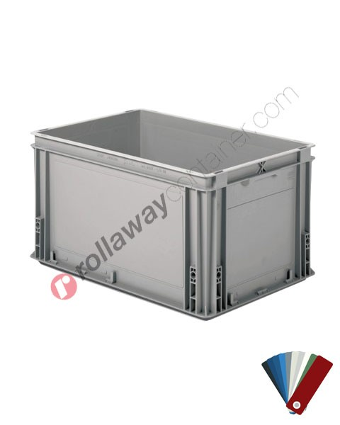 Cassetta in plastica 600 x 400 H 325 mm