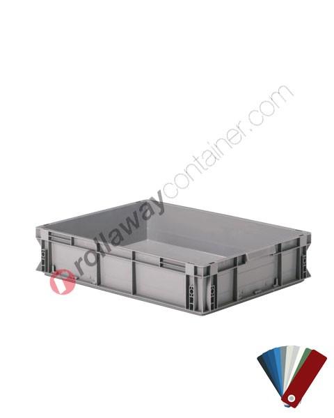 Cassetta in plastica 800 x 600 H 170 mm