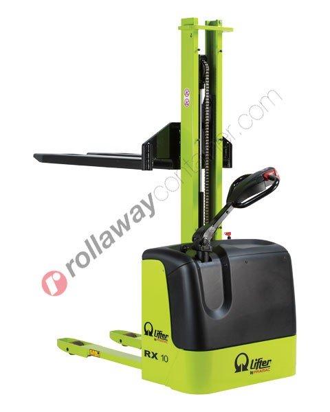 Carrello elevatore elettrico Kg 1000 Pramac RX10 1153 x 794 mm