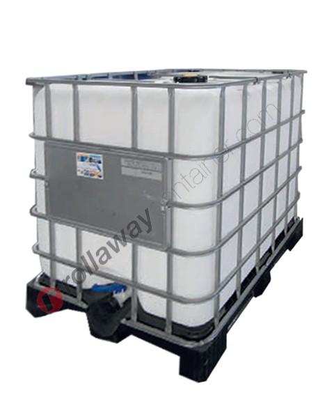Cisternetta IBC 1000 lt ADR con pallet in plastica