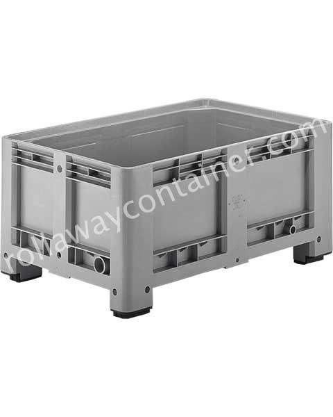 Cassone in plastica 1200 x 800 H 580 pesante litri 330