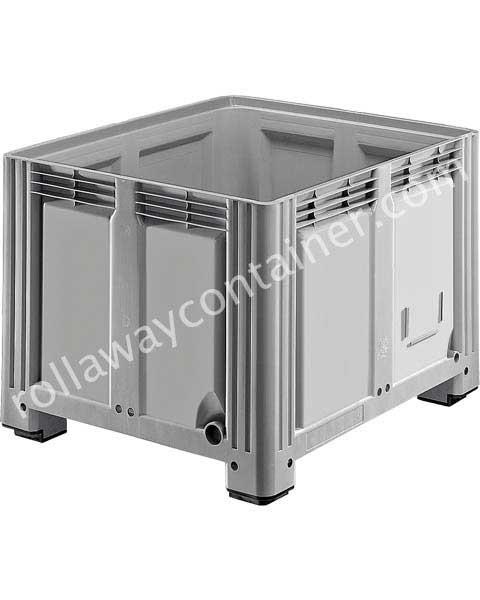 Contenitore in plastica 1200 x 1000 H 850 pesante litri 760