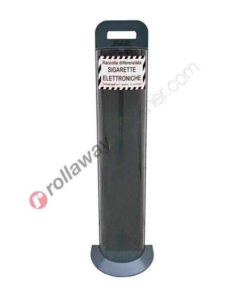Contenitore raccolta sigarette elettroniche usate capacità 10 litri