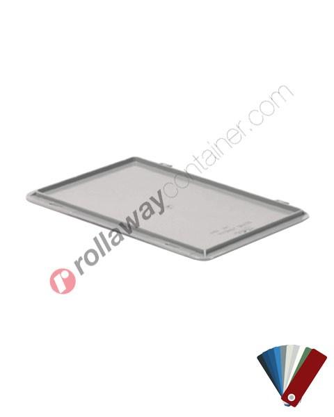 Coperchio per cassetta in plastica 400 x 300 mm
