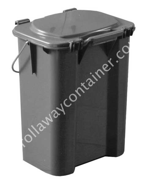 Pattumiera differenziata sottolavello 35 litri
