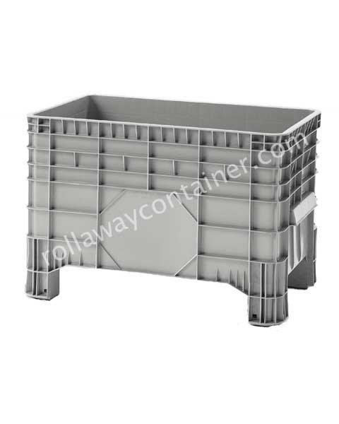 Contenitore in plastica 1040 x 640 H 670 medio litri 285