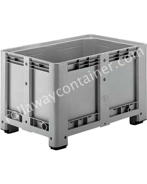 Cassone in plastica 1200 x 1000 H 760 pesante litri 610