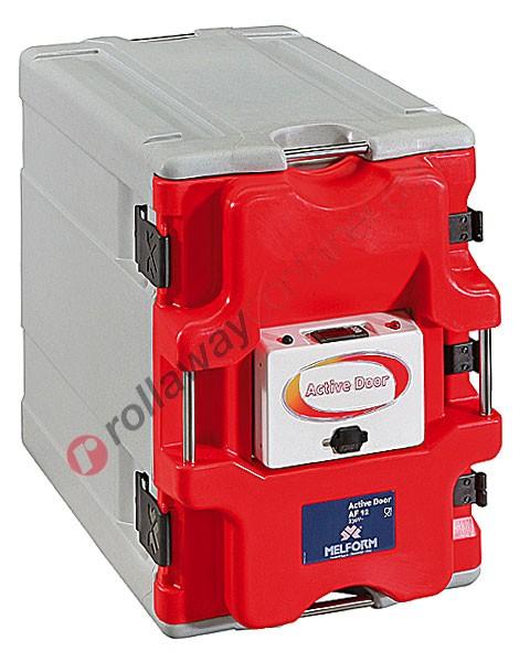 Contenitore termico 90 litri con porta attiva