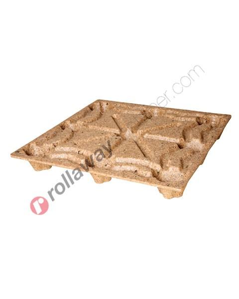 Pallet Inka in legno pressato 1140 x 1140 mm serie pesante per container
