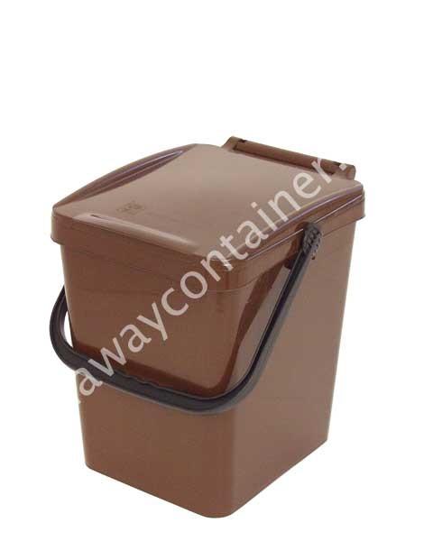 Pattumiera differenziata sottolavello 20 litri