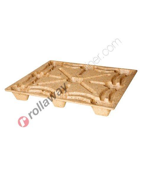 Pallet Inka in legno pressato 1000 x 1200 mm serie pesante