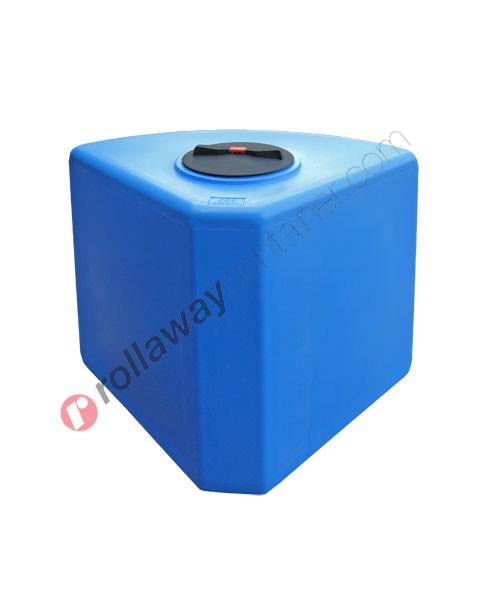 Serbatoio acqua triangolare salvaspazio da 300 a 500 litri