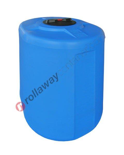 Serbatoio acqua ellittico passaporta da 500 a 1000 litri