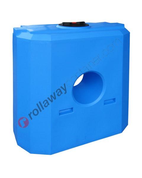 Serbatoio acqua passaporta orizzontale da 1000 litri