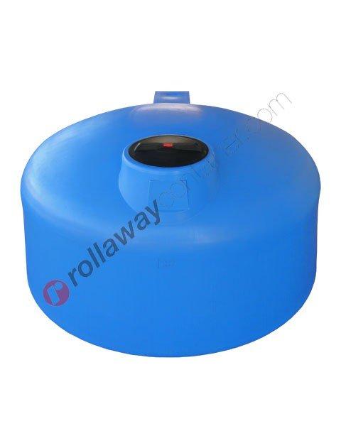 Serbatoio acqua verticale cilindrico ribassato da 200 a 7000 litri