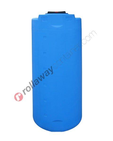 Serbatoio acqua verticale cilindrico passaporta Slim da 500 a 1000 litri