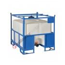 Cisterna in plastica a norma ADR/IMDG omologata UN 700 litri