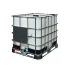 Cisternetta IBC 1000 lt per alimenti omologata ADR con pallet ibrido