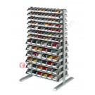 Configura la tua scaffalatura mm 1067 x 542/925 H 1817 per cassette a bocca di lupo
