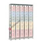 Configura la tua scaffalatura per cassette in metallo 350/300 x 200 mm