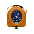 Defibrillatore automatico ad accesso pubblico con rilevamento efficacia massaggio cardiaco