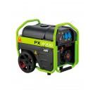 Generatore di corrente Pramac con AVR 3000 VA monofase a benzina PX4000