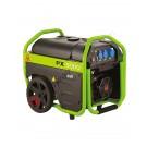 Generatore di corrente Pramac con AVR 4200 VA monofase a benzina PX5000