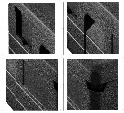 Accessori contenitore isotermico polipropilene espanso Maxi porta casse 40 x 60