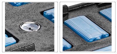 Accessori coperchio di raffreddamento contenitore isotermico GN 1/1