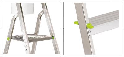 Accessori scala pieghevole uso domestico Vetta