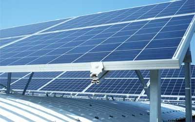 Impianto fotovoltaico produzione energia pulita