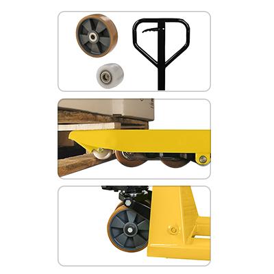 Dettagli transpallet manuale 1150 x 525 mm kg 2500